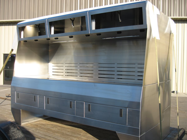 Custom Stainless Steel Fabrications