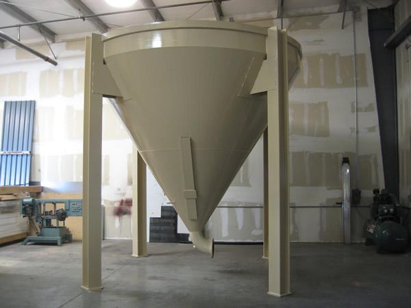 Food Processing Equipment & Fabrications